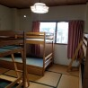 Shared Guesthouse to Rent in Kyoto-shi Ukyo-ku Bedroom