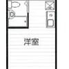 在横濱市港北�區內租賃1R 公寓大廈 的房產 房間格局