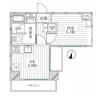 1DK Apartment to Buy in Itabashi-ku Floorplan
