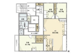 3SLDK House to Rent in Shinagawa-ku Interior