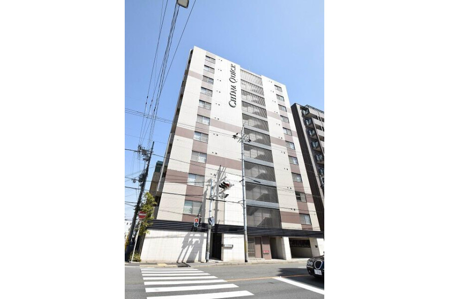 1K Apartment to Buy in Kyoto-shi Kamigyo-ku Exterior