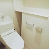 1DK Apartment to Rent in Chuo-ku Toilet