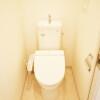 在江東區內租賃1K 公寓大廈 的房產 廁所