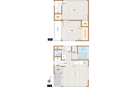 2DK {building type} in Ojima - Koto-ku