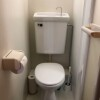 1R Apartment to Rent in Osaka-shi Fukushima-ku Toilet