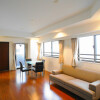 1SLDK Apartment to Buy in Minato-ku Living Room