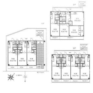 Whole Building {building type} in Mahikizawa - Tama-shi Floorplan