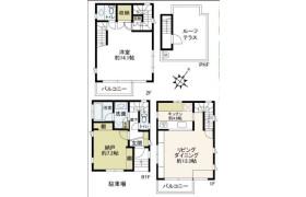大田区 東雪谷 2LDK {building type}