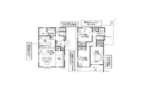3LDK House in Chishirodai higashi - Chiba-shi Wakaba-ku