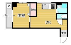 1DK Mansion in Mishuku - Setagaya-ku