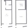 1R Apartment to Rent in Kiyose-shi Floorplan