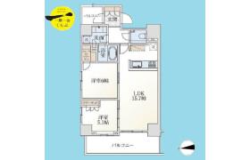 2LDK {building type} in Shimorenjaku - Mitaka-shi