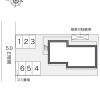1K Apartment to Rent in Kameoka-shi Layout Drawing