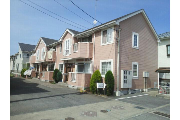 在小田原市內租賃3DK 公寓 的房產 戶外