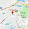 2LDK Apartment to Buy in Shibuya-ku Map