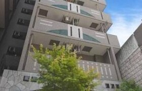 1K {building type} in Matsuyamachi - Osaka-shi Chuo-ku