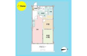 大田區山王-2DK{building type}