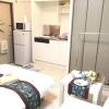 在大阪市中央区内租赁1K 公寓 的 起居室