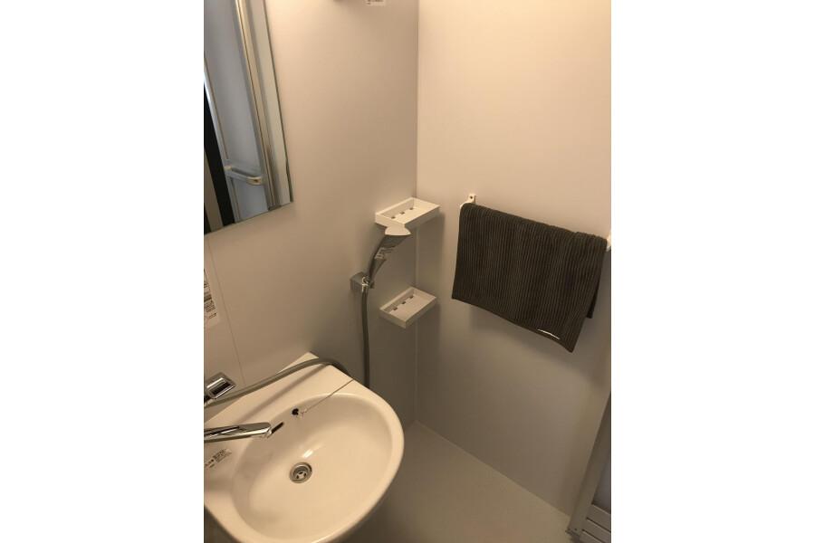 在Bunkyo-ku內租賃1K 公寓 的房產 浴室