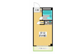 1R Mansion in Noge - Setagaya-ku