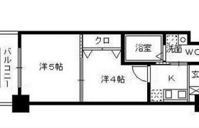 2K {building type} in Yakuin - Fukuoka-shi Chuo-ku