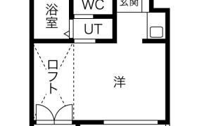 大阪市淀川区 塚本 1K マンション