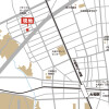 3DK House to Rent in Yamato-shi Map