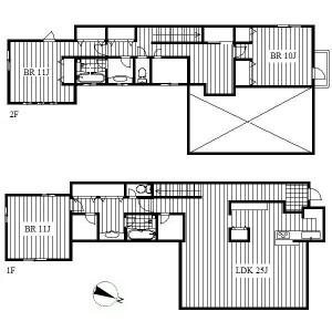3LDK House in Yashirodai - Nagoya-shi Meito-ku Floorplan