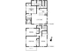 4LDK House in Monenosato - Yotsukaido-shi