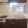 1SLDK Apartment to Rent in Meguro-ku Kitchen