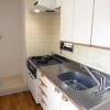 在品川區內租賃2K 公寓大廈 的房產 廚房