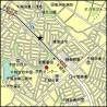 1K Apartment to Rent in Chiba-shi Wakaba-ku Access Map