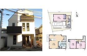 3LDK {building type} in Nishirokugo - Ota-ku