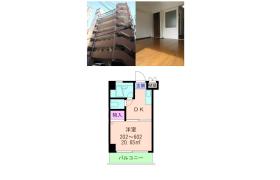 1DK Apartment in Fukushima - Osaka-shi Fukushima-ku