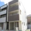 在大阪市東住吉区购买3LDK 独栋住宅的 户外