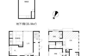 3LDK {building type} in Higashioizumi - Nerima-ku