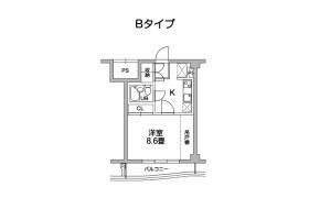 1K Mansion in Higashinaganuma - Inagi-shi