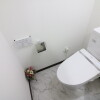 1DK Apartment to Buy in Shinjuku-ku Toilet