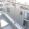 1R マンション 新宿区 バルコニー・ベランダ