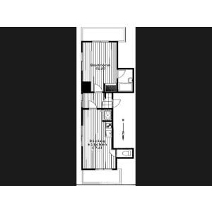 1DK Mansion in Motoazabu - Minato-ku Floorplan