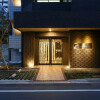 1K Apartment to Rent in Sumida-ku Building Entrance