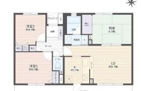 3LDK Apartment in Ka - Nagareyama-shi