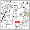 3DK マンション 目黒区 地図