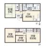 在國分寺市購買(整棟)樓房 獨棟住宅的房產 房間格局