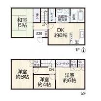 Whole Building {building type} in Namikicho - Kokubunji-shi Floorplan
