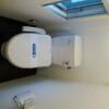 1R Apartment to Rent in Meguro-ku Toilet