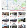 1K Apartment to Rent in Kyoto-shi Higashiyama-ku Map