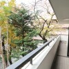 2LDK Apartment to Rent in Meguro-ku Balcony / Veranda