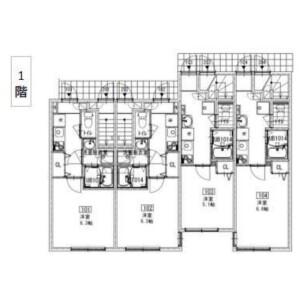 Whole Building {building type} in Kamiochiai - Shinjuku-ku Floorplan
