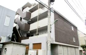 大田區下丸子-1K公寓大廈